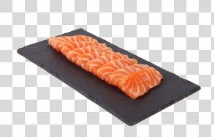 Sashimi Sushi Smoked Salmon Japanese Cuisine Squid As Food - Sushi PNG