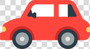 Red Vehicle Car Model Car - Model Car Car PNG