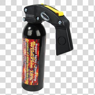 Pepper Spray Mace Capsicum Electroshock Weapon Chili Pepper - Pepper Spray PNG