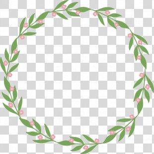 Flower Floral Design - Floral Border Design PNG