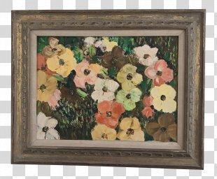 Floral Design Still Life Picture Frames Flower - Design PNG