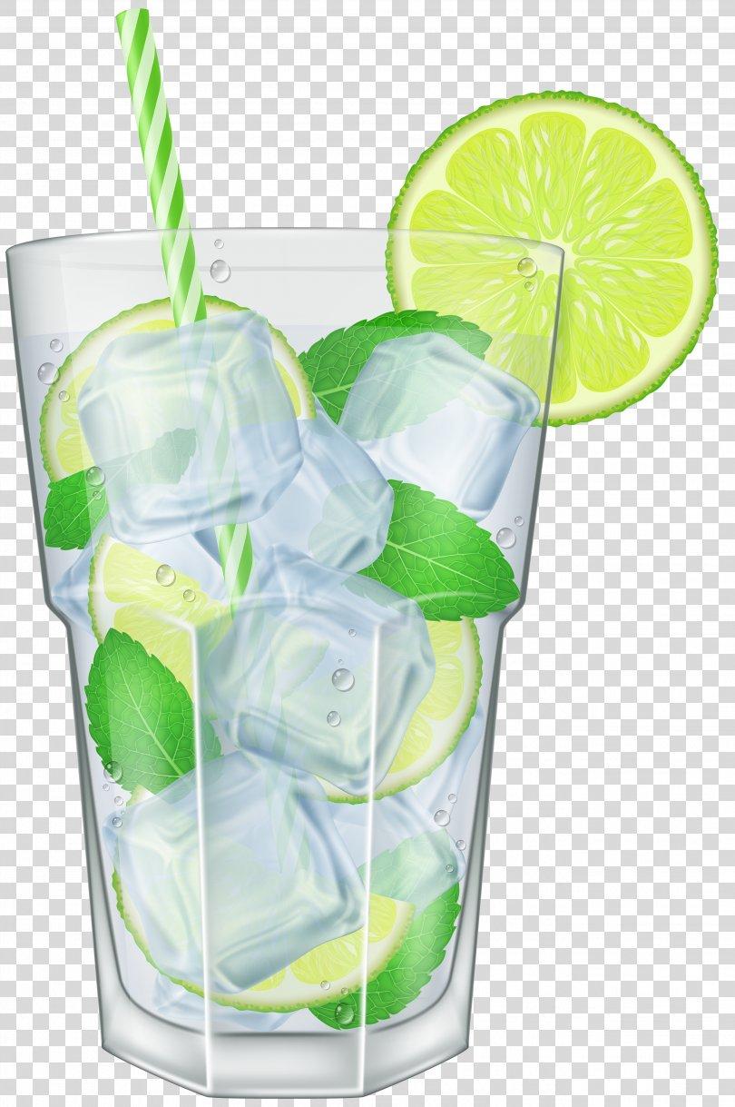 Mojito Vodka Tonic Limeade Lemonade, Mojito Cocktail Clip Art Image PNG