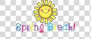 Spring Break Child Clip Art - Spring Break Cliparts PNG