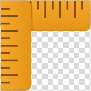 Ruler Apple Icon Image Format - Ruler Save Icon Format PNG