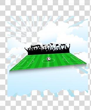 Euclidean Vector Football Pitch - Football Field PNG