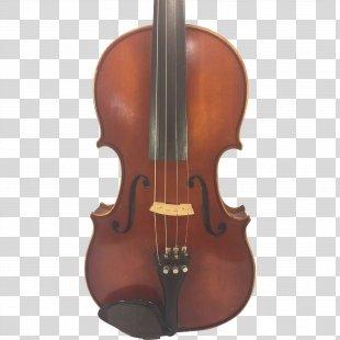 Violin Musical Instruments String Instruments Cello Stradivarius - Violin PNG