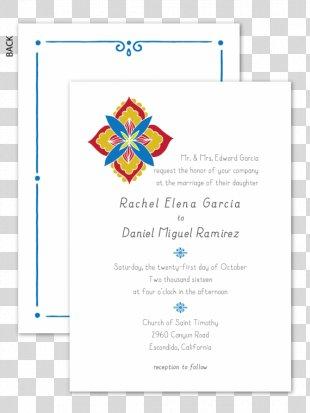 Wedding Invitation Paper Wedding Reception Place Cards - Wedding Invitation Paper PNG