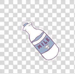 Milk Bottle Masala Chai Cows Milk - Milk PNG