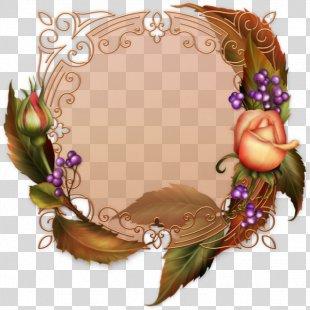 Flower Image Clip Art Borders And Frames - Flower PNG