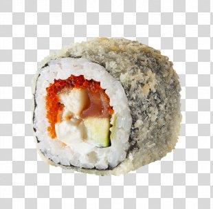 Makizushi California Roll Sushi Tempura Pizza - Kz PNG