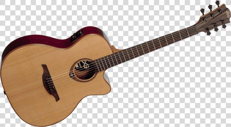 Dreadnought Lag Steel-string Acoustic Guitar, Lag B Omer PNG