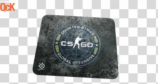 Computer Mouse STEELSERIES Qck+ Gaming Mousepad Cs:go Camo 63379 Counter-Strike: Global Offensive SteelSeries Mouse Pad - Counter Strike Global Offensive Review PNG