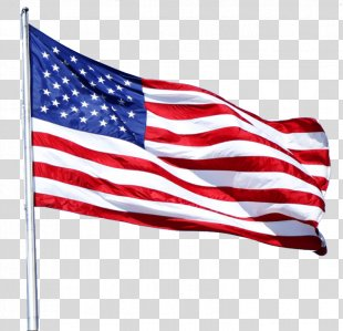 Flag Of The United States National Flag State Flag - American Flag PNG