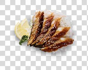 Sashimi Sushi Pizza Makizushi Japanese Cuisine - Sushi PNG