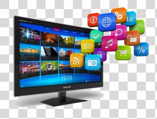 Internet Television Streaming Media Smart TV Cable Television - Tv PNG
