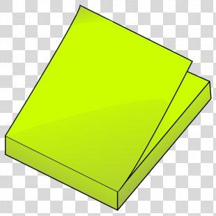Clip Art Paper Clip Post-it Note Image Cartoon - Post It Note Clipart PNG
