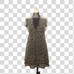 Vintage Clothing Fashion Dress Used Good - Vintage PNG