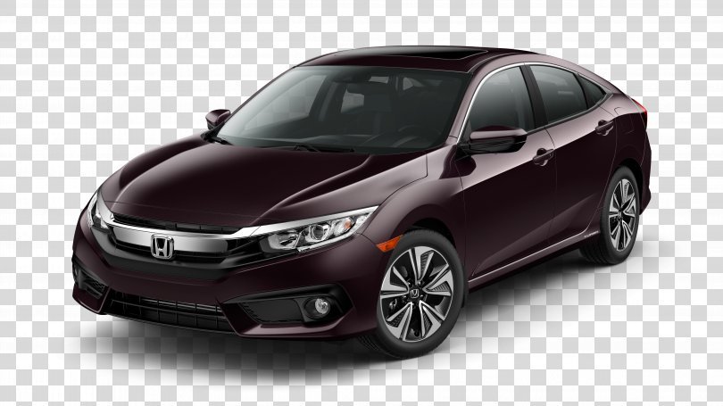 2018 Honda Civic Compact Car Honda Today, Subaru PNG