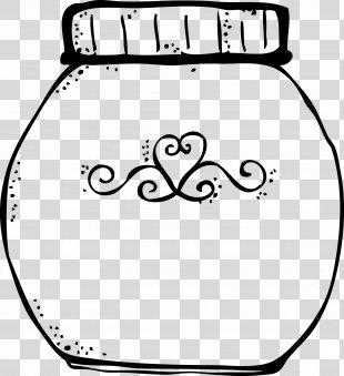 Cookie Jar Black And White Cookie Clip Art - Cookie Jar Picture PNG