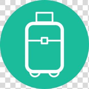 Travel Icon Design Flat Design Desktop Wallpaper - Suitcase Travel Flat Design Travel Icon Suitcase Suitcase Icon PNG