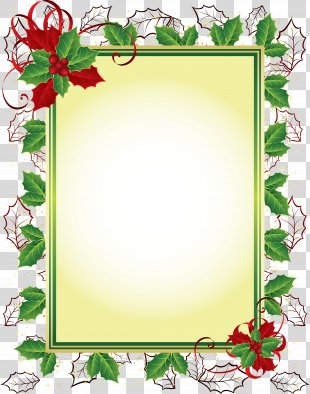 Picture Frames Flower Leaf Clip Art - Leaf Frame PNG