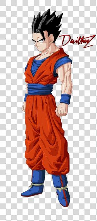 Gohan Dragon Ball Z: Ultimate Tenkaichi Goku Vegeta Videl - Goku PNG