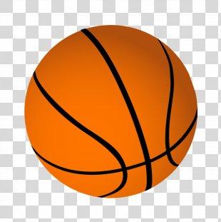 Clip Art Sphere Font Basketball - Balon PNG
