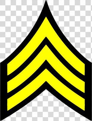 Sergeant Major Chevron Staff Sergeant Master Sergeant - Stripes PNG