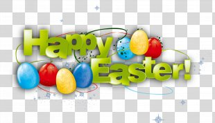 Easter Bunny Easter Egg - Happy Easter PNG