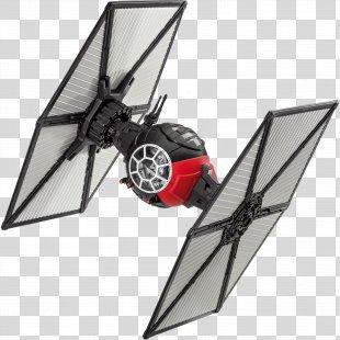 Star Wars: TIE Fighter X-wing Starfighter Star Wars Sequel Trilogy - Tie PNG
