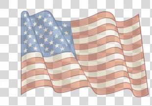 Flag Of The United States Vintage - American Flag PNG