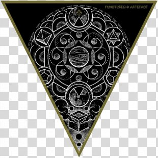 Tattoo Design Sacred Geometry Flash - Design PNG