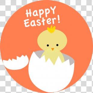 Easter Bunny Easter Basket Easter Egg Clip Art - Happy Easter PNG