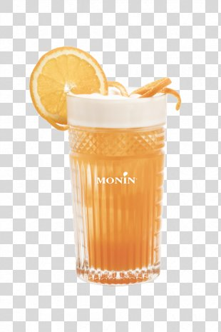 Orange Drink Orange Juice Harvey Wallbanger Fuzzy Navel Orange Soft Drink - Orange PNG