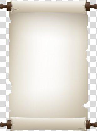 Scroll Vector Graphics Design Clip Art Paper - Scroll PNG