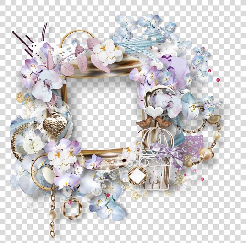 Picture Frames, Flower Frame, Wedding Frame PNG
