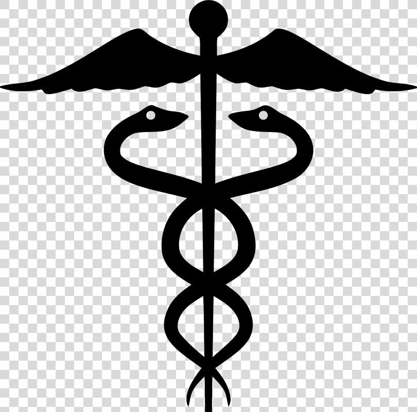 Staff Of Hermes Rod Of Asclepius Caduceus As A Symbol Of Medicine, Symbol PNG