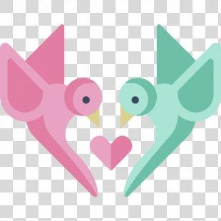 Pink M Beak Clip Art PNG