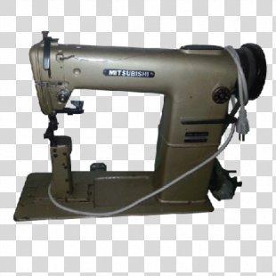 Sewing Machines Sewing Machine Needles Mitsubishi Motors - Bartacking Sewing Machine PNG