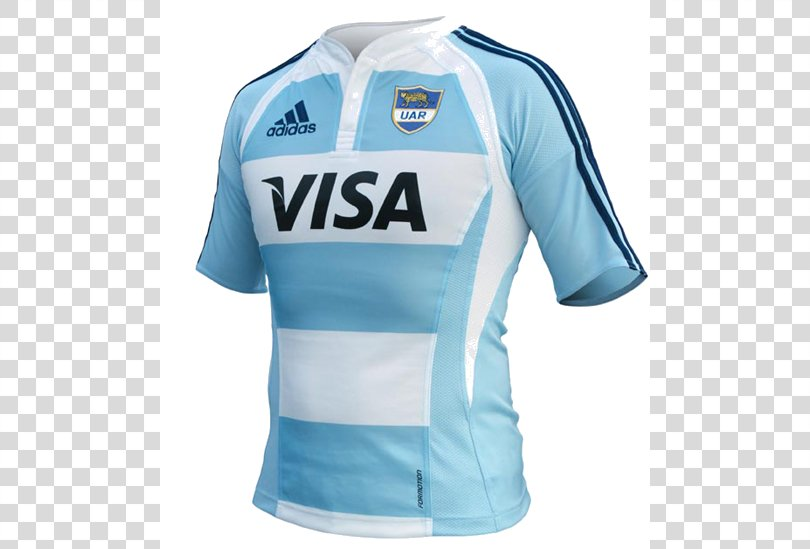 Argentina National Rugby Union Team T-shirt Sports Fan Jersey 2007 Rugby World Cup, Argentina Rugby PNG