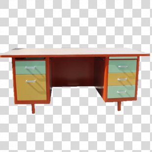 Desk Table Drawer Steelcase Office - Desk Decoration PNG