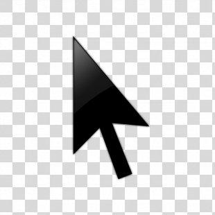 Computer Mouse Pointer Arrow Icon - Mouse Cursor PNG