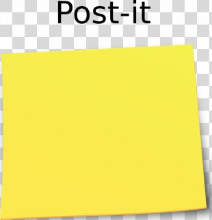 Post-it Note Paper Download Clip Art - Post It Note PNG