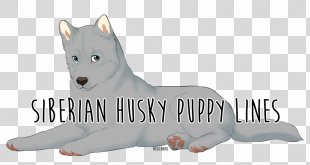 Siberian Husky Cat Pembroke Welsh Corgi Puppy Dog Breed - Siberian Husky PNG