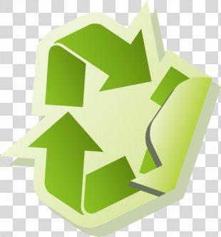 Icon Design Clip Art - Vector Environmental Recycling Icon Design PNG