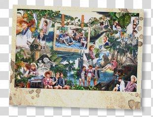 Wings Desktop Wallpaper Art BTS - Wings PNG