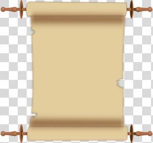 Scroll Paper Clip Art - Scroll Paper Cliparts PNG