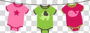 Baby Shower Diaper Infant Clip Art - Baby PNG