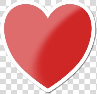 Heart Red Valentine's Day Love - Human Heart PNG