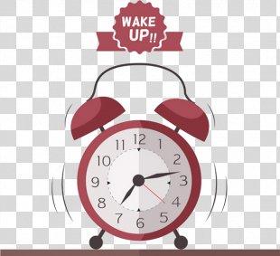 Alarm Clock Clip Art - Alarm Clock PNG